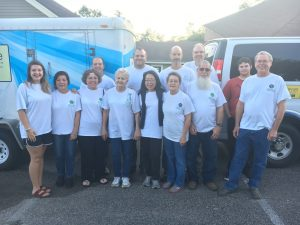 Disaster Relief Mission Trip – Groves, Texas