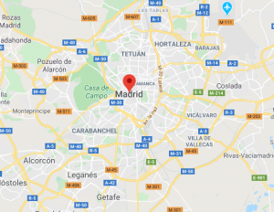 Quarantined Day 2 – Today In Madrid